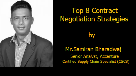 Top 8 Contract Negotiation Strategies