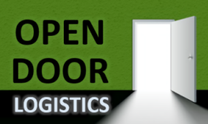 Open Door Logistics Logo
