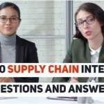 Top 100 Supply Chain Interview Questions and Answers